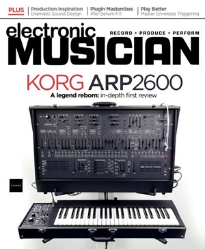 Electronic Musician | 3/2020 Cover