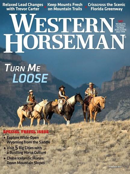 Western Horseman Cover - 2/1/2020
