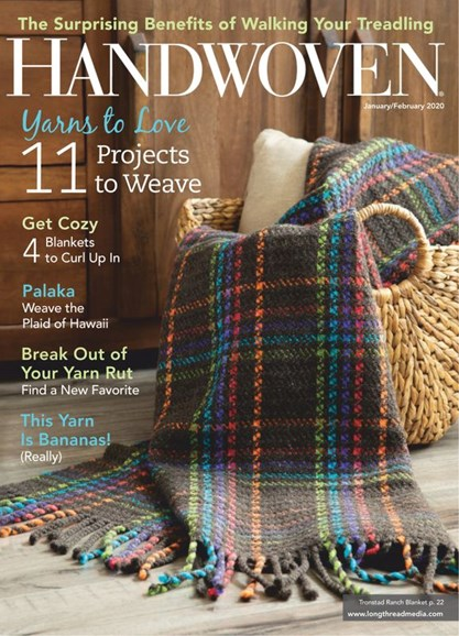 Handwoven Cover - 1/1/2020