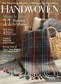 Handwoven Magazine | 1/2020 Cover