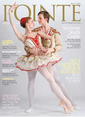 Pointe Magazine | 2/2020 Cover