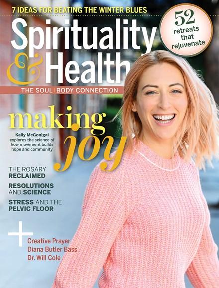 Spirituality & Health Cover - 1/1/2020