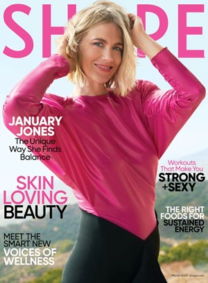 Shape Magazine | 3/1/2020 Cover