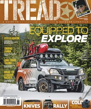 Tread | 3/2020 Cover