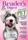 Reader's Digest Magazine | 2/2020 Cover