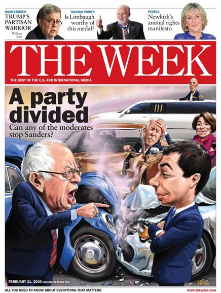 The Week Cover - 2/21/2020