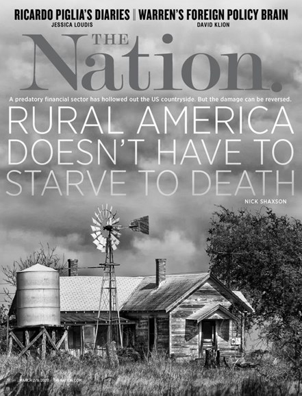 The Nation Cover - 3/2/2020