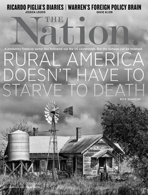 The Nation Magazine | 3/2/2020 Cover