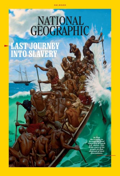 National Geographic Cover - 2/1/2020