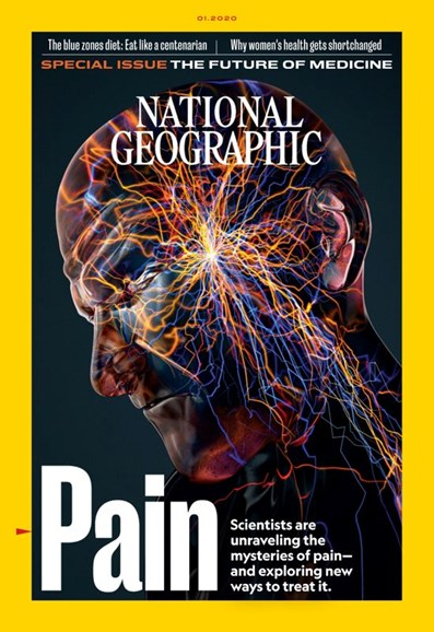 National Geographic Cover - 1/1/2020