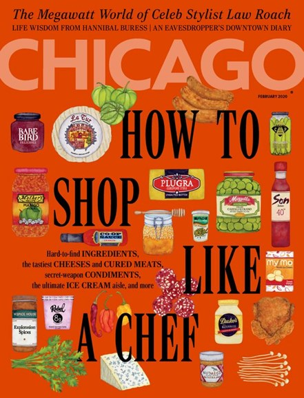 Chicago Magazine Cover - 2/1/2020