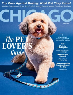 Chicago Magazine | 3/2020 Cover