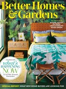 Better Homes & Gardens Magazine 3/1/2020