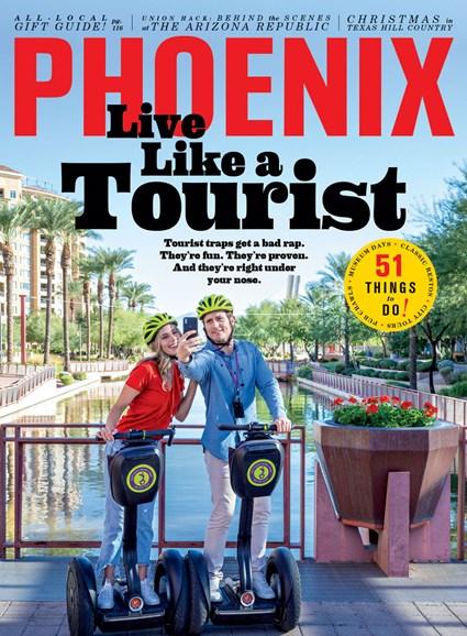 Phoenix Magazine Cover - 12/1/2019
