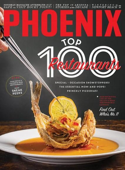 Phoenix Magazine Cover - 1/1/2020