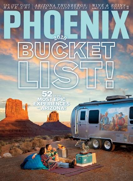 Phoenix Magazine Cover - 3/1/2020