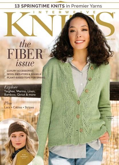 Interweave Knits Magazine | 3/2020 Cover