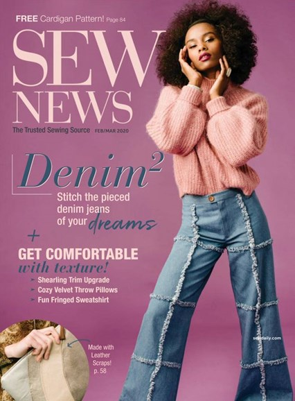 Sew News Cover - 2/1/2020
