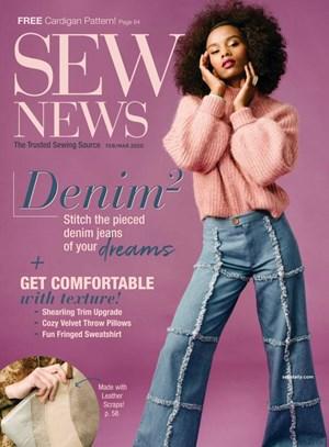 Sew News Magazine | 2/2020 Cover