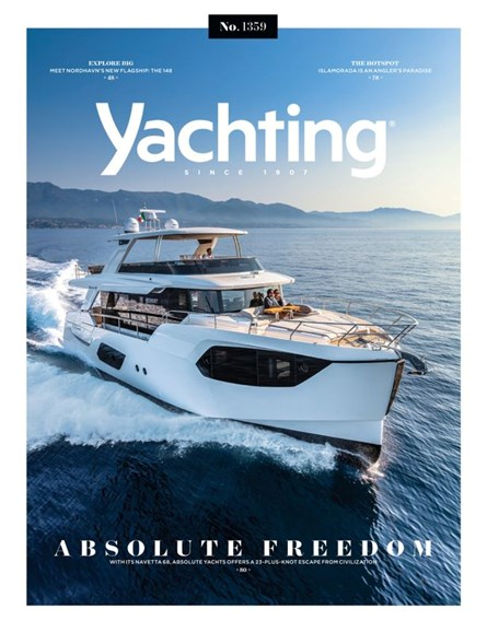 Yachting Cover - 3/1/2020