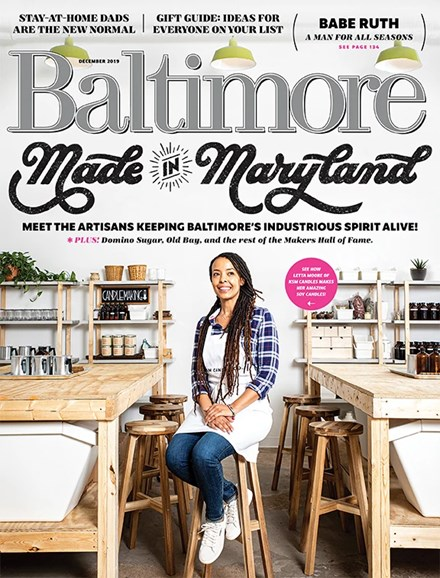 Baltimore Cover - 12/1/2019