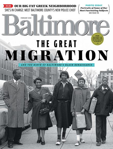Baltimore Cover - 2/1/2020