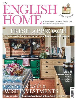 English Home Magazine | 3/2020 Cover