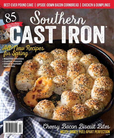 Southern Cast Iron Cover - 3/1/2020