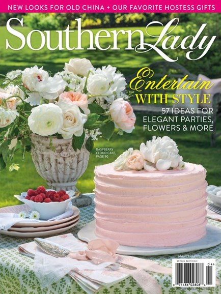 Southern Lady Cover - 3/1/2020
