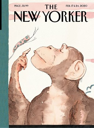 The New Yorker | 2/17/2020 Cover