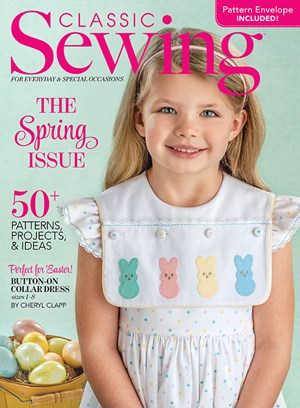 Classic Sewing | 3/2020 Cover