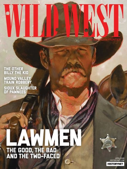 Wild West Cover - 4/1/2020