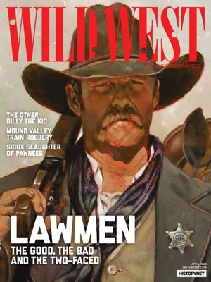 Wild West Magazine | 4/2020 Cover