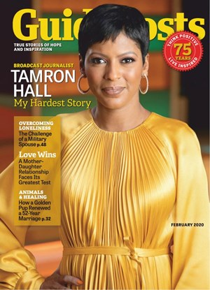 Guideposts Magazine | 2/2020 Cover