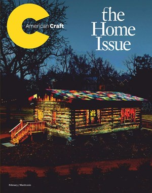 American Craft Magazine | 2/2020 Cover