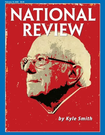 National Review Cover - 2/10/2020