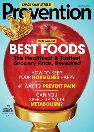 Prevention Magazine | 3/2020 Cover