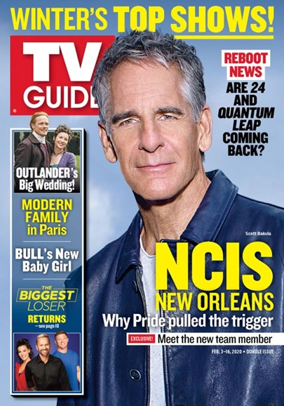 TV Guide Cover - 2/3/2020