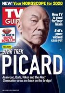 TV Guide Magazine 1/20/2020