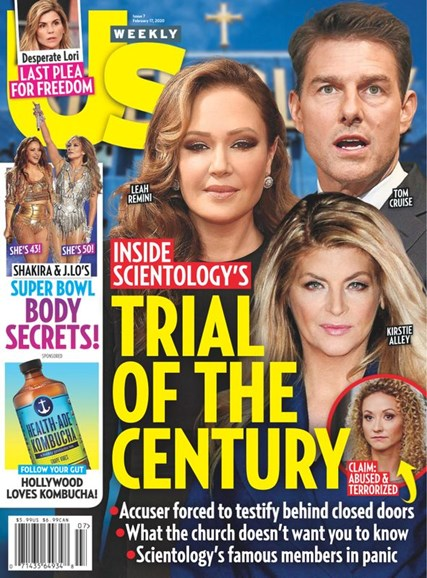 Us Weekly Cover - 2/17/2020