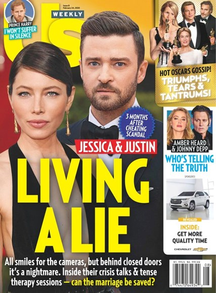Us Weekly Cover - 2/24/2020