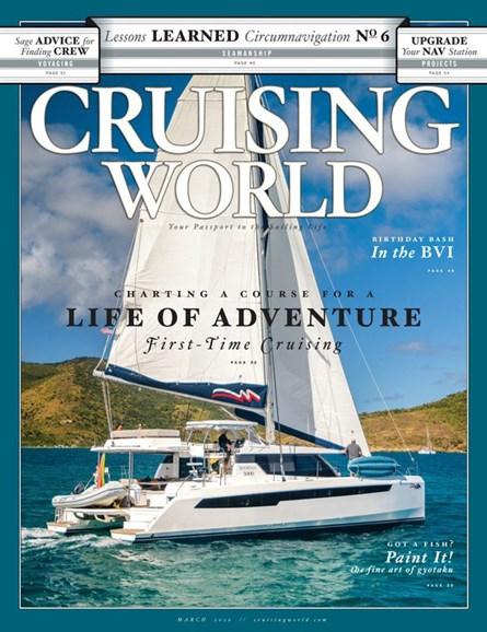 Cruising World Cover - 3/1/2020