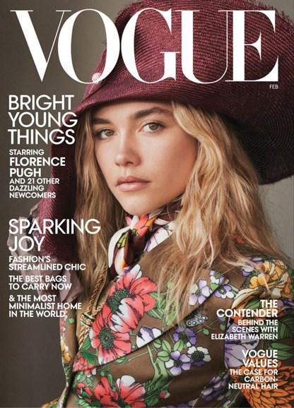 Vogue Cover - 2/1/2020
