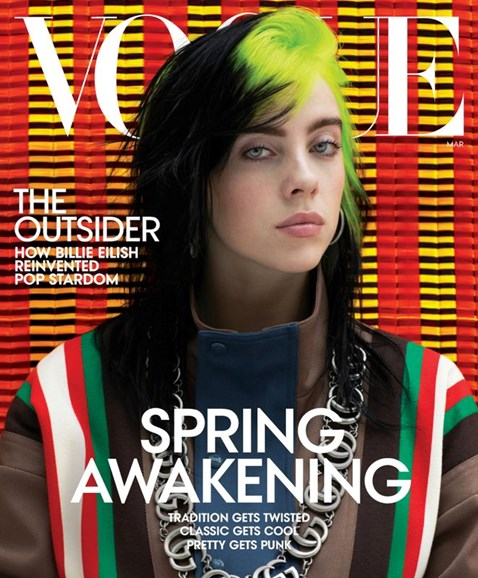 Vogue Cover - 3/1/2020