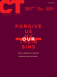 Christianity Today   3/2020 Cover