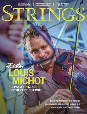 Strings Magazine | 3/2020 Cover