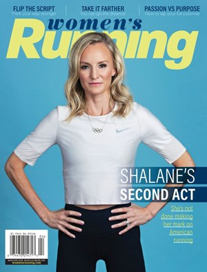 Women's Running Magazine | 3/1/2020 Cover