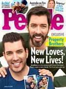 People Magazine 1/20/2020
