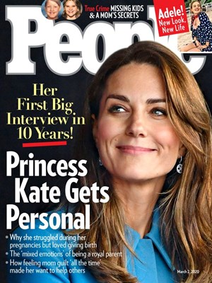 People Magazine | 3/2/2020 Cover