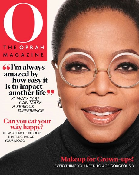 O The Oprah Cover - 3/1/2020